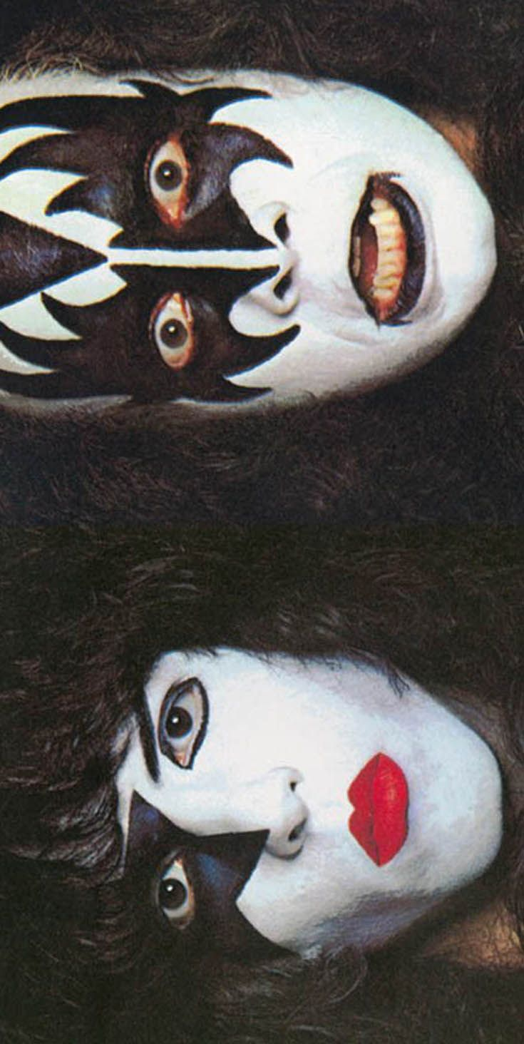 One of the best song writing duos Pual Stanley and Gene Simmons of Kiss