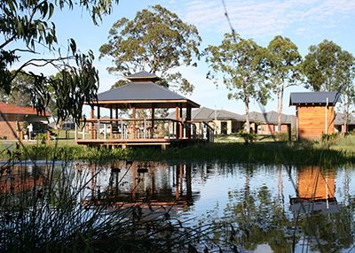 Nareen Terrace Aged Care Village // Taylor Brammer Landscape Architects