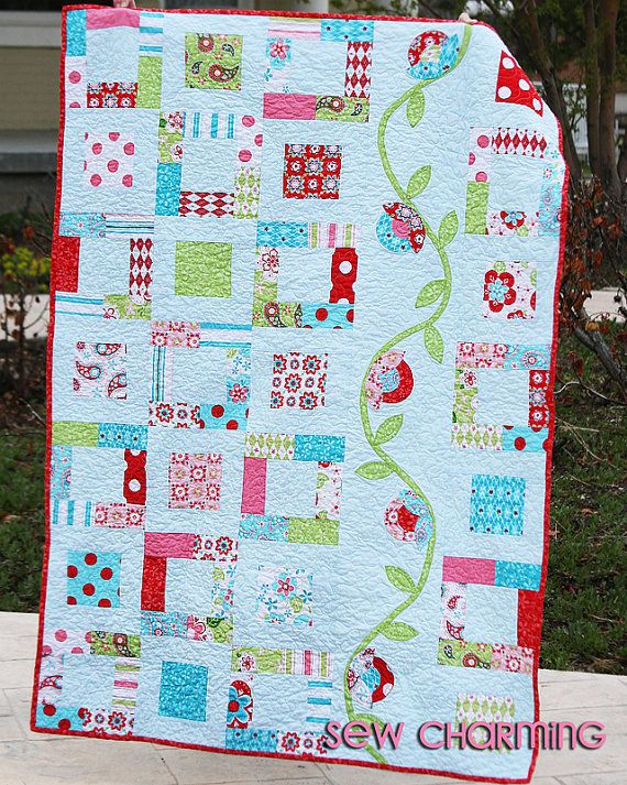 Cute quilt designs