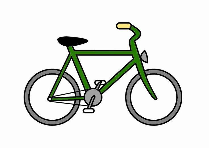 fiets tekening - Google zoeken