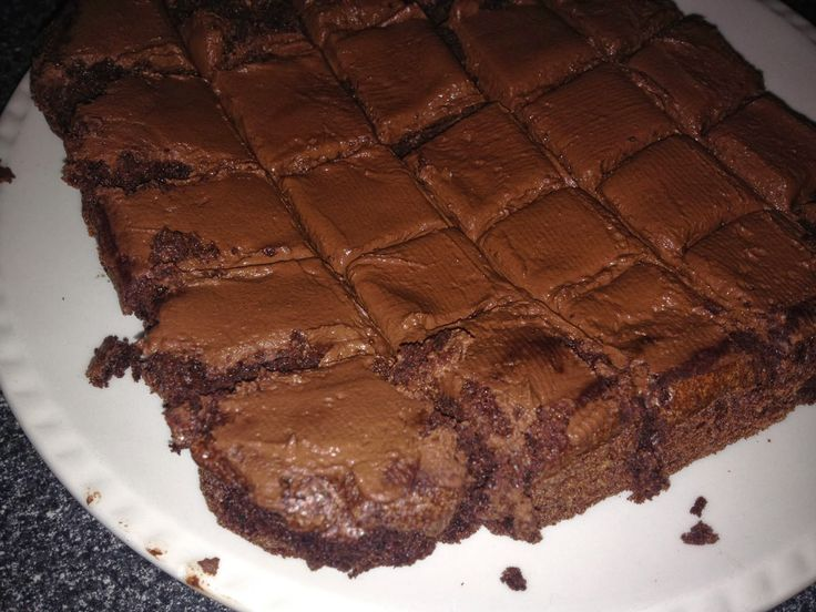 COFFEE AND COSMETICS: Slimming World Chocolate Brownies | Recipe