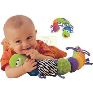 RC2 Lamaze Stage 1 Musical Inchworm  A new twist on the popular Inchworm Soft-tronics reward baby with a classical tune when  http://www.comparestoreprices.co.uk/educational-toys/rc2-lamaze-stage-1-musical-inchworm.asp