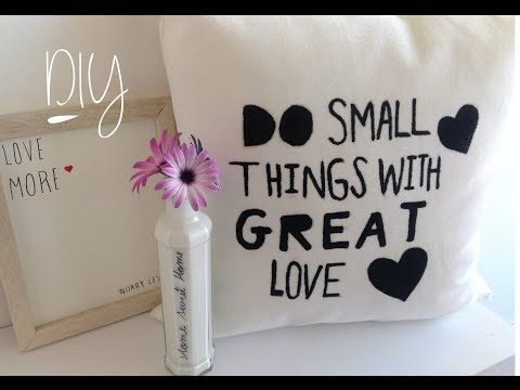 Room decor- inspiration- quotes! YouTube