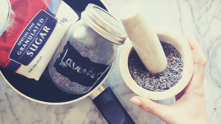 Simple, easy, and cheap crushed lavender syrup. Divine in cocktails, lattes, baking recipes and so much more!