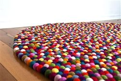 Felt play rug. Love!!