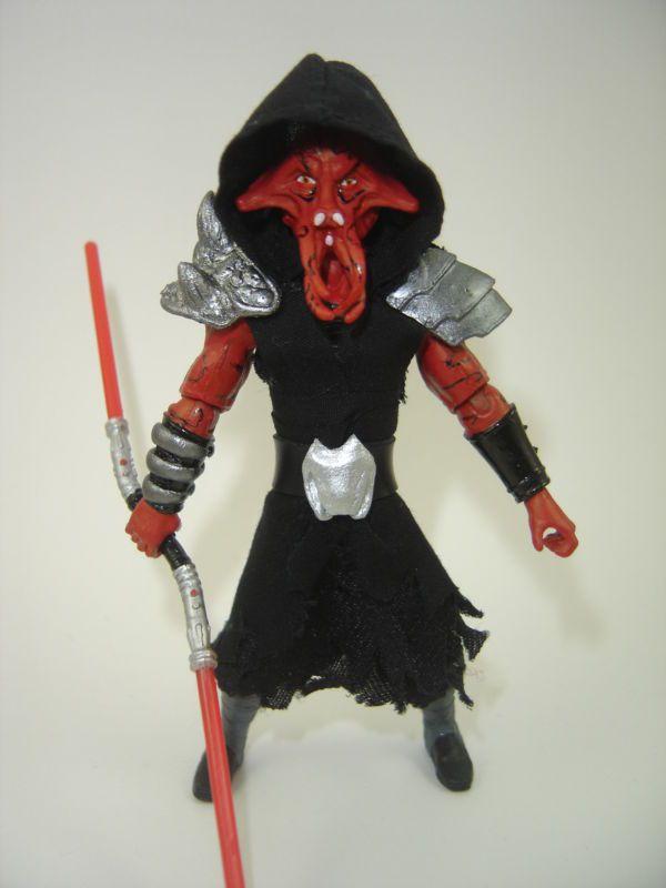 Custom Star Wars Legac...