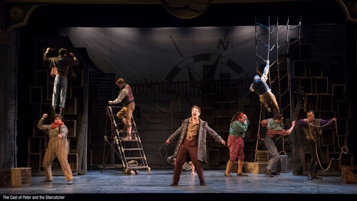 Peter and the Starcatcher | Shows at Barter Theatre: The State Theatre of…