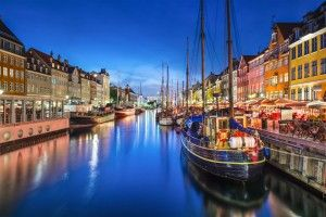 Copenhagen – from small fishing village to capital city of Denmark