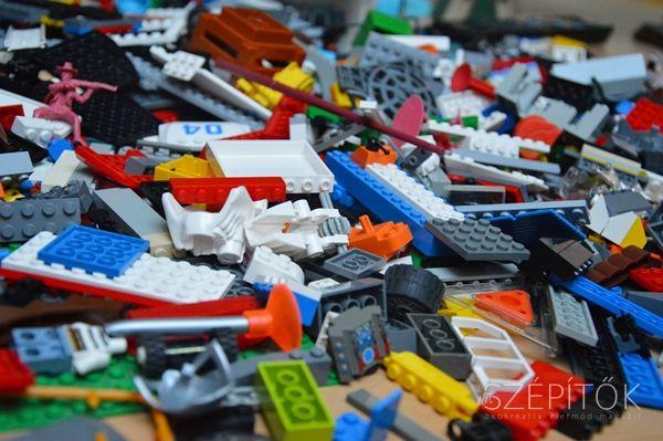 Összeszerelési útmutatók Legokhoz