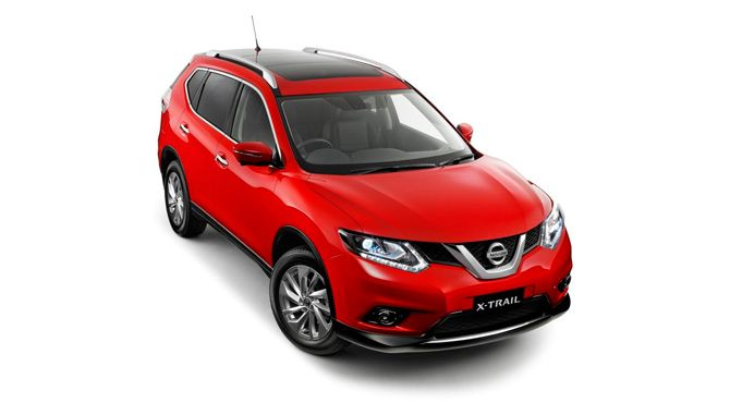 All New Nissan X-Trail 2014