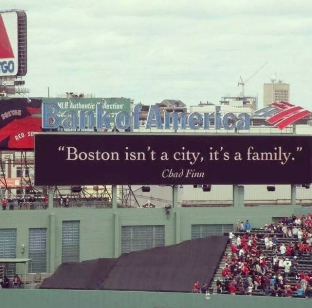 Boston Strong ❤                                                                                                                                                                                 More