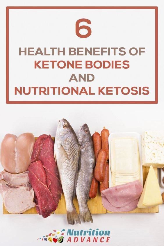 6 Health Benefits of Ketone Bodies and Nutritional Ketosis / Ketogenic diets are all the rage now. But what exactly are ketogenesis and ketone bodies? And what are the health benefits of being in ketosis? Here's an in-depth guide to six of the major benefits of keto. via @nutradvance
