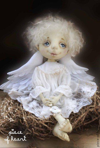 Коллекционные куклы ручной работы. Ярмарка Мастеров - ручная работа в ожидании…