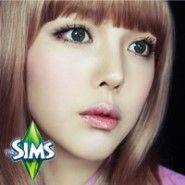 No.36 Sims Makeup (심즈 메이크업/여심 메이크업/컨투어링/쉐이딩 방법/음영 메이크업/인형 메이크업/포니 블로그/포니의 셀럽 메이크업 북)