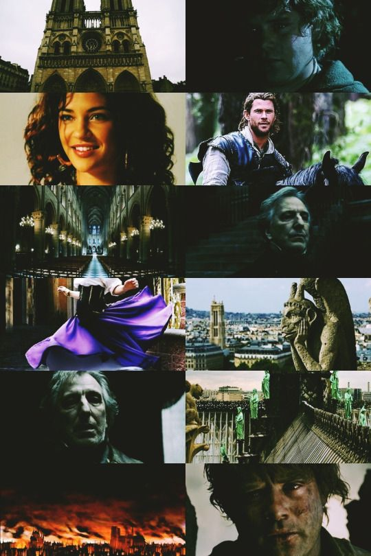 a film analysis of the hunchback of notre dame The hunchback of notre dame is a 1996 disney animated film loosely based on victor hugo's classic novel of the same name directed by gary trousdale and kirk wise  written by tab murphy and david stainton.