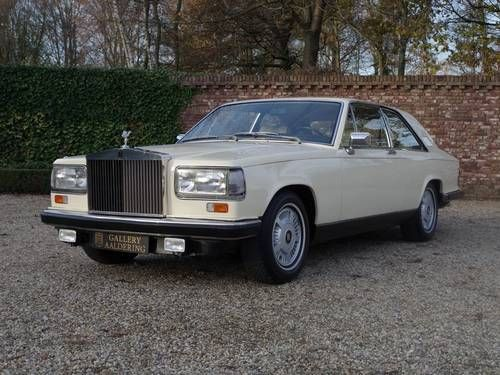 Rolls-Royce Camargue (modified by Jankel)
