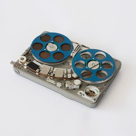 Design Inspiration, 1970, Minis Nagra, Tape Records, Sn Records, Products Design, Vintage Design, Music Gears, Nagra Sn