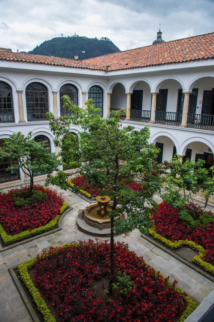 Casa de Botero, Bogotá, Colombia http://www.southamericaperutours.com/