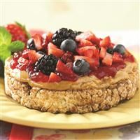 Crispy Berry Delight from Smucker's® Natural Peanut Butter
