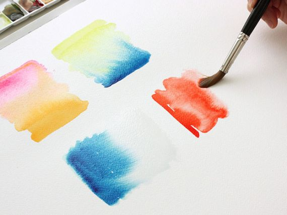 1000 images about learning from yao cheng on pinterest for Video tutorial on watercolor painting