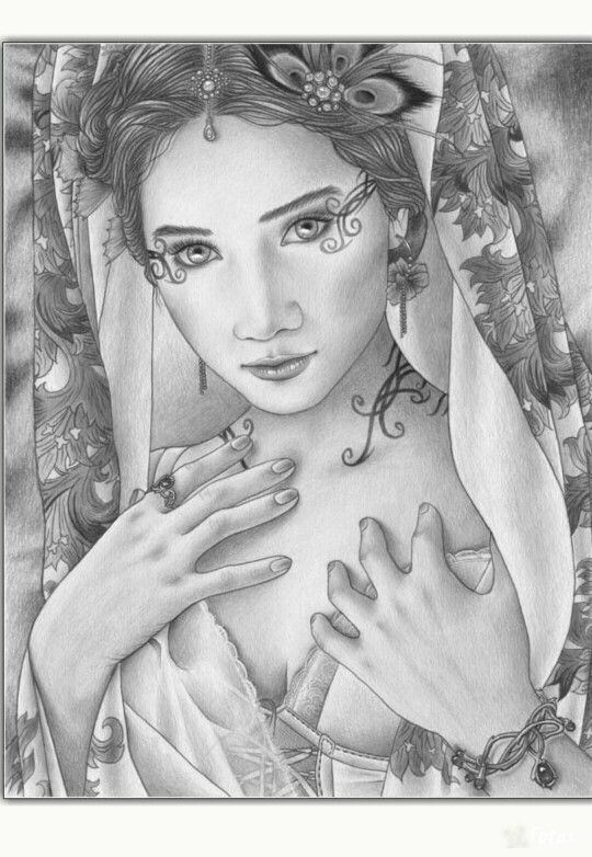 17 best images about mensen gezichten maskers on Grayscale coloring books for adults