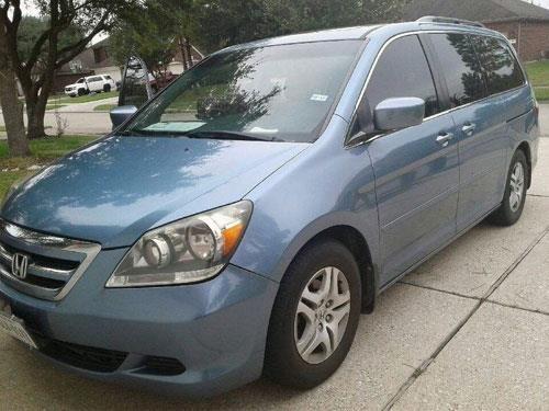 2007 Honda Odyssey - League City, TX #5162725410 Oncedriven