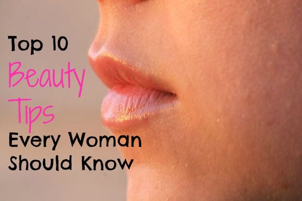 10 Best #Beauty #Tips and Tricks