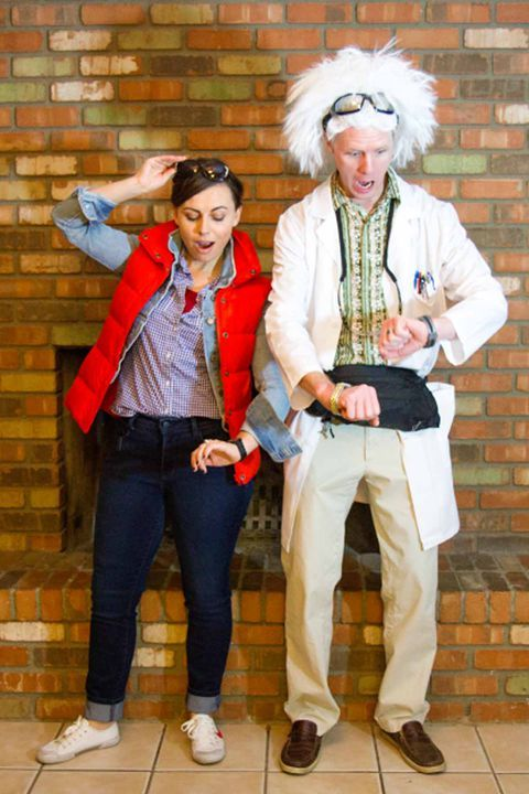 68c20f57b4fc 64 Amazing Couples Costumes You Need This Halloween | Spooky stuff ...