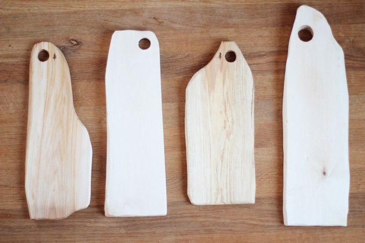 Odd Cutting Boards
