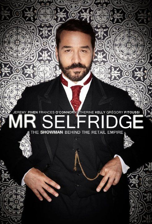 Mr Selfridge (2013) Created by Andrew Davies. With Aisling Loftus, Ron Cook, Amy Beth Hayes, Tom Goodman-Hill. Centers on the real-life story of the flamboyant and visionary American founder of Selfridge's, London's department store.