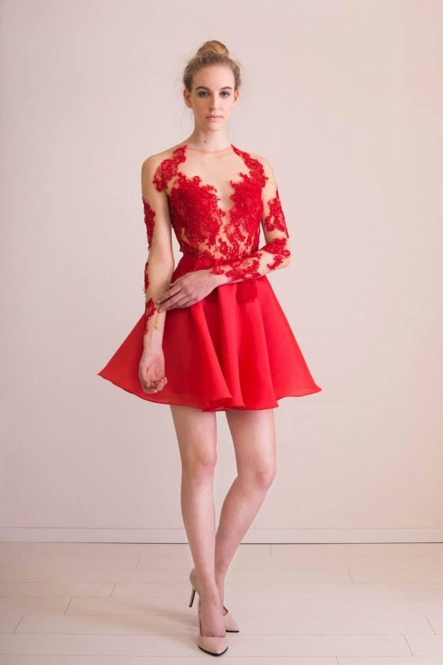 The Aerope dress / Nora Sarman Bridal
