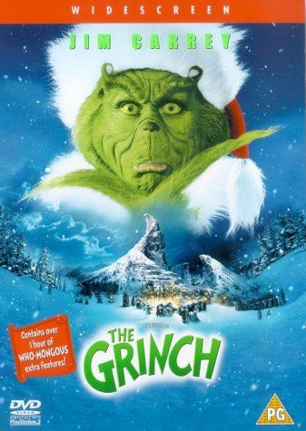 """The Grinch how is it that I """"cry"""" when I watch this and laugh too, the simple message that Christmas is not about the """"stuff"""" it's about  LOVE and God is LOVE"""