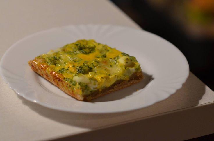 Koláč s brokolicou | Recepty HIT