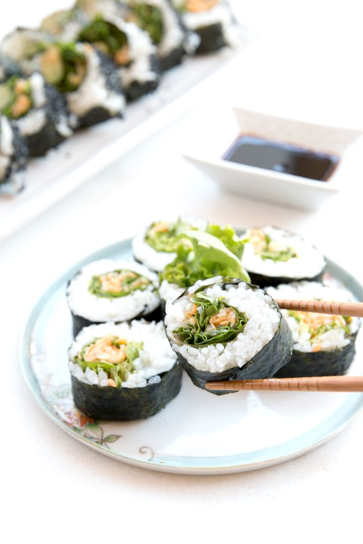 9 best Maki Sushi Ideas (Creative!) images on Pinterest | Cooking ...