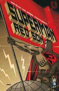Le temps presse: [ Superman Red Son de Mark Millar, Dave Johnson et...