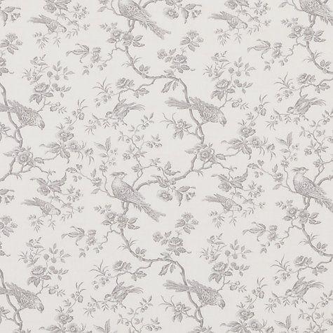 Buy John Lewis Botanica Bird Furnishing Fabric Online at johnlewis.com