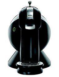 Nescafe KP210050 Dolce Gusto Single-Serve Coffee Machine, Black