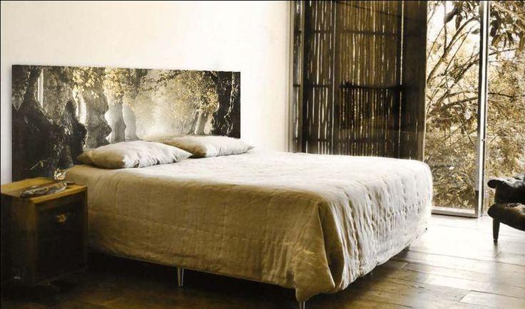 In unserem Online-Katalog finden Sie ausgefallene Kopfteile für Betten mit…