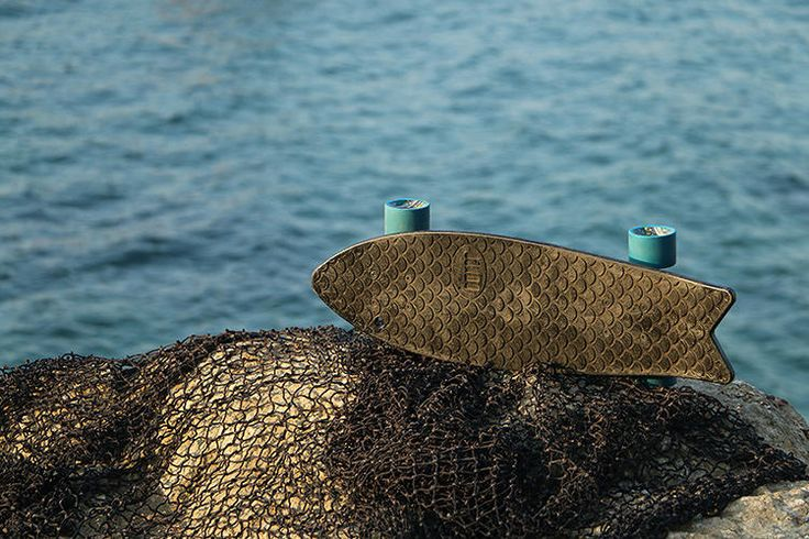 These Skateboards Are Made Out Of The Plastic Clogging Our Oceans | Co.Exist | ideas + impact