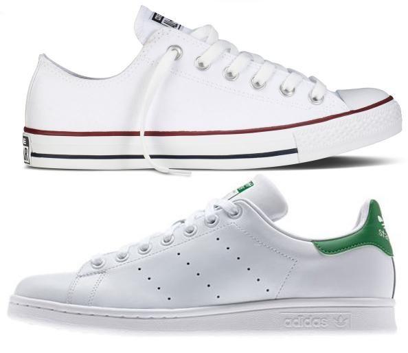 10 Best White Sneakers for Men
