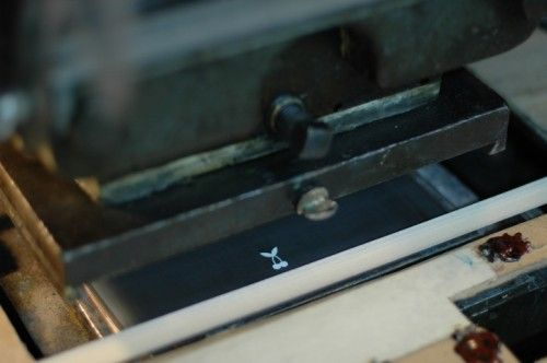 The Printing Process: Engraving