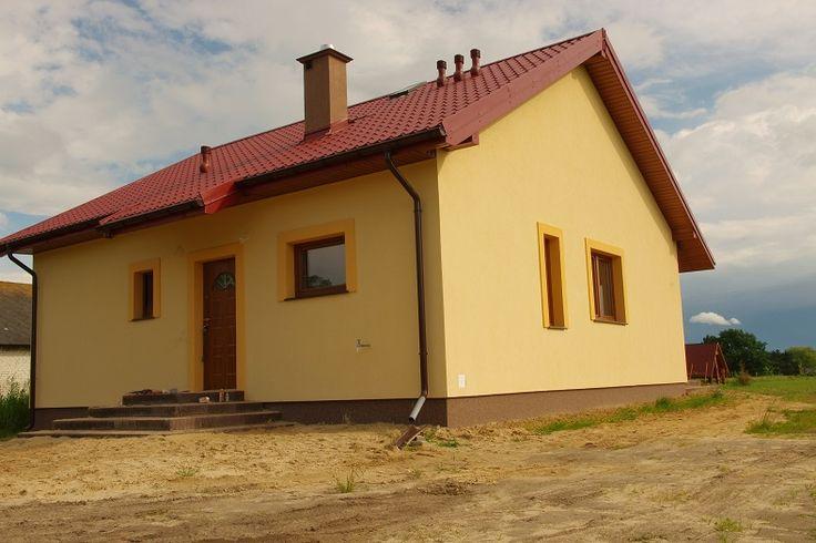 Realizacja Projektu Zosia #projekt #dom #budowa