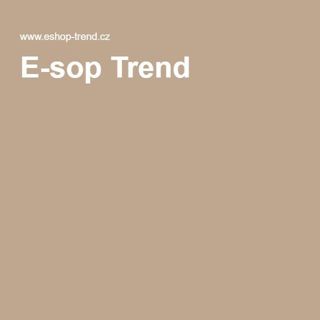 E-sop Trend