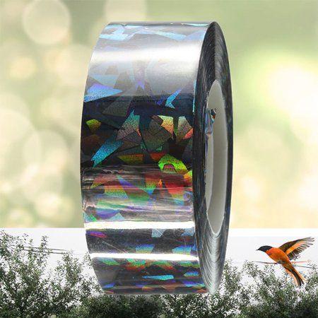 90M Bird Repellent Bird Deterrent Tape Scare Tape Audible