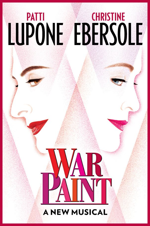 The Power's in the Palette! See War Paint Stars Patti LuPone & Christine Ebersole As Glossy Makeup Goddesses