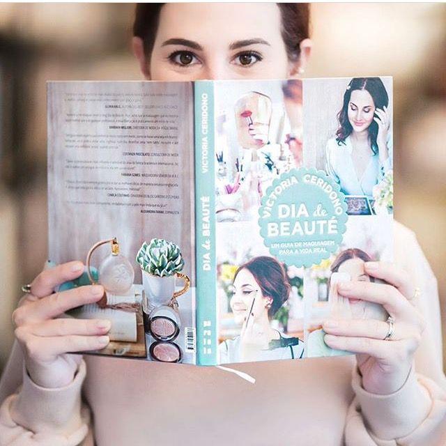 Livro Dia de Beaute - Vic Ceridono