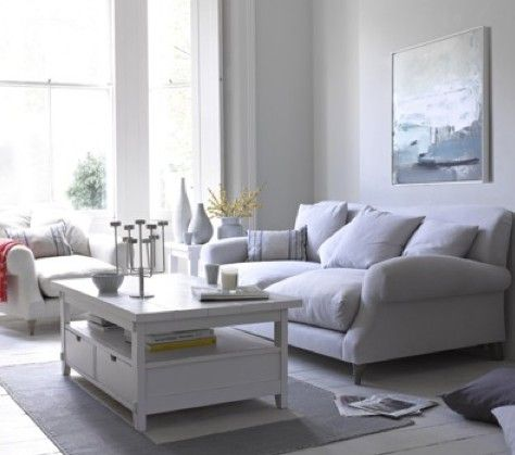 Extra-Deep sofa... to live in ! Crumpet Sofa from Loaf.com ...