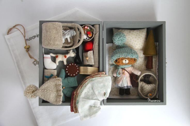 Advent calendar set auction ‹ Manomine