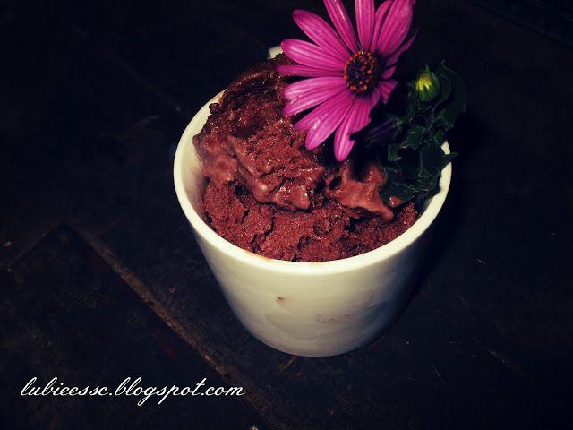 Domowe lody czekoladowe z wanilią - bez maszyny | Pychotkaaa