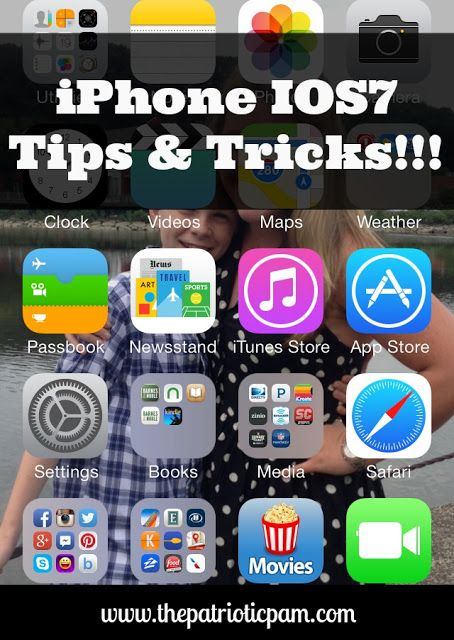 Tips And Tricks Iphone